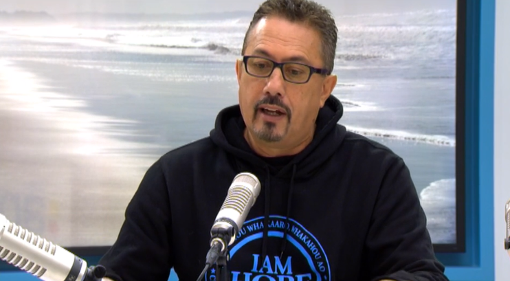 Mike King slams Lifeline, claims it refused help with unanswered calls