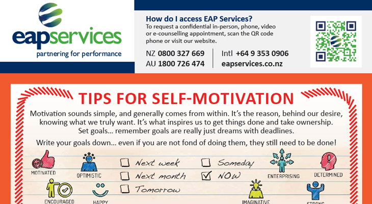 EAP Services' e-Flyer No. 31